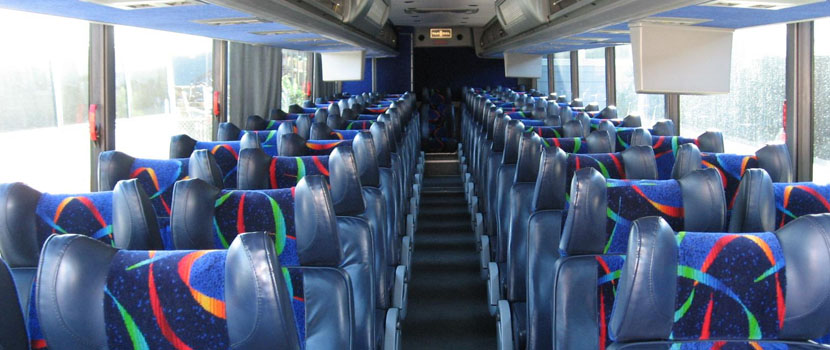 56 Passengers Coach Bus Seats