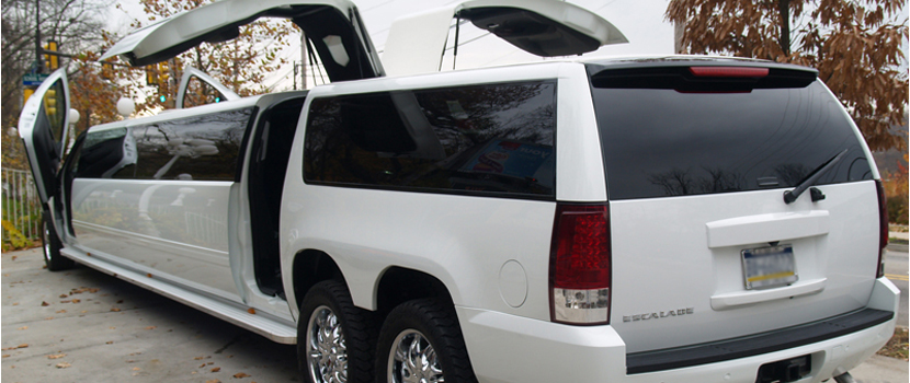 Cadillac Escalade S-2a Back side