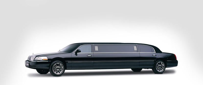Black Stretch Limo