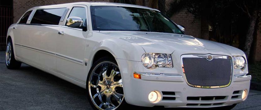 Luxury Chrysler Stretch Limo