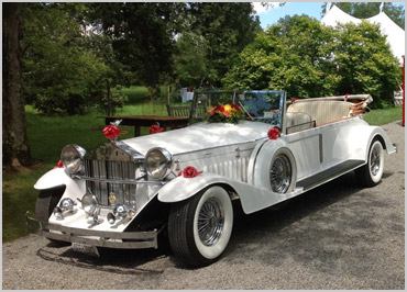 anique rolls royce for wedding car