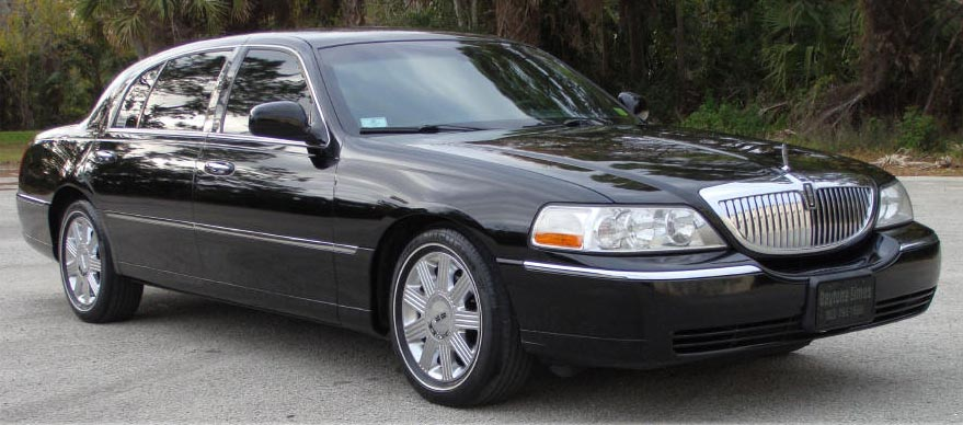 Lincoln Town Car In Nj