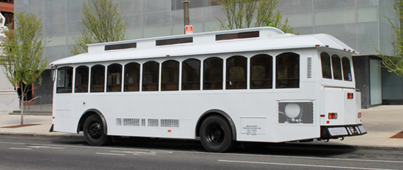 24PaxTrolly Bus